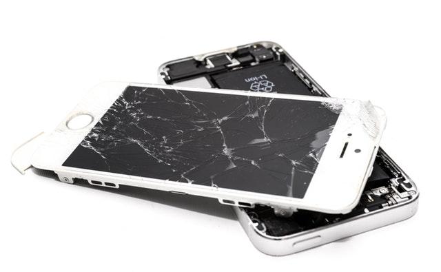 reparation af smartphones